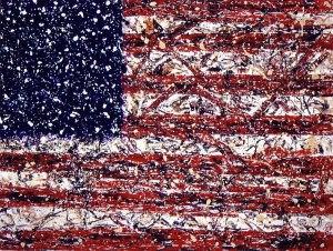 American Flag ~ Todd Monaghan
